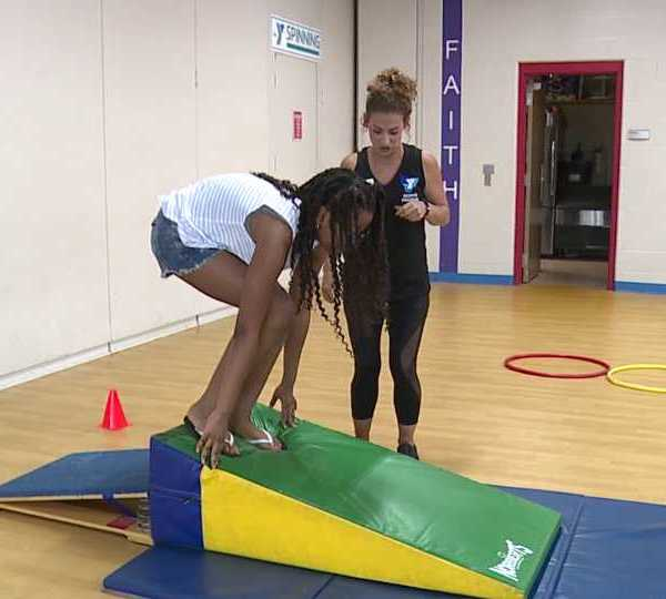 Respite Recreational Program at Davis Family YMCA in Boardman