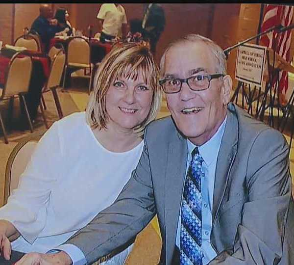 Rick and Judy Gozur, Campbell School Board members