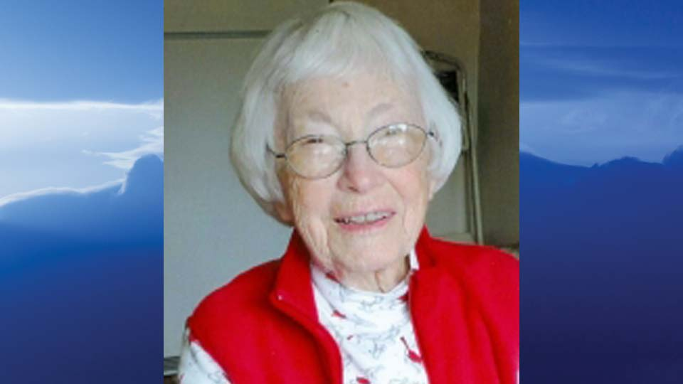Alice Clare Woofter, Mecca Township, Ohio - obit