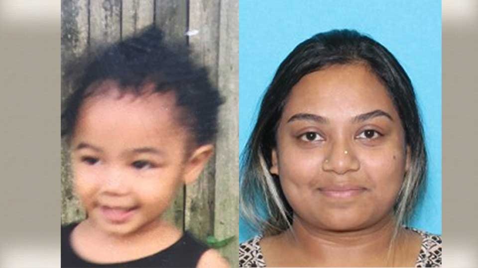 Amber Alert issued for Allegheny County girl