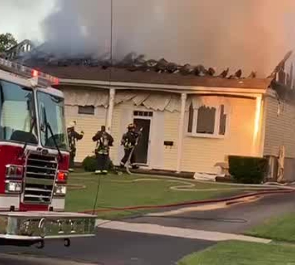 Austintown fire