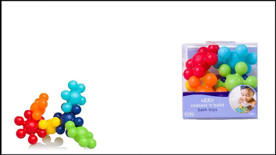 Ubbi Connecting Bath Toys Recall