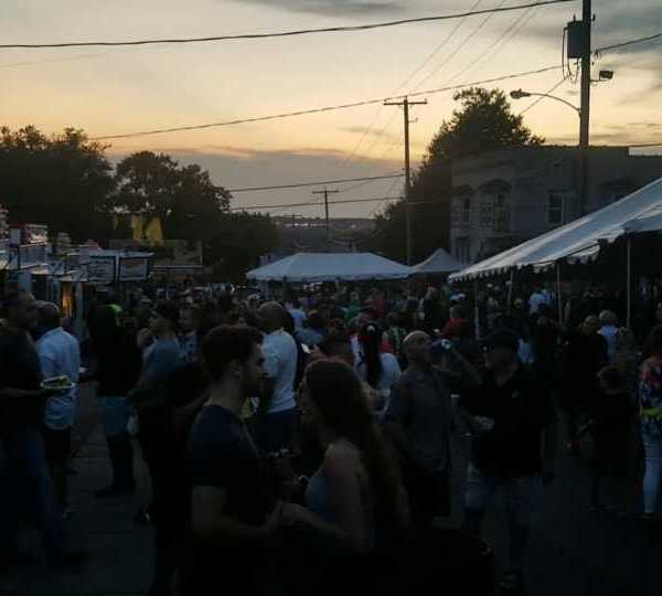 Brier Hill Italian Festival power outage