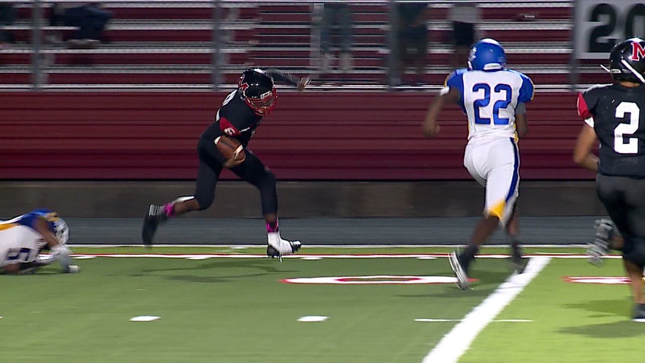 The Red Devils put up a convincing Week 1 win over Valley Christian.