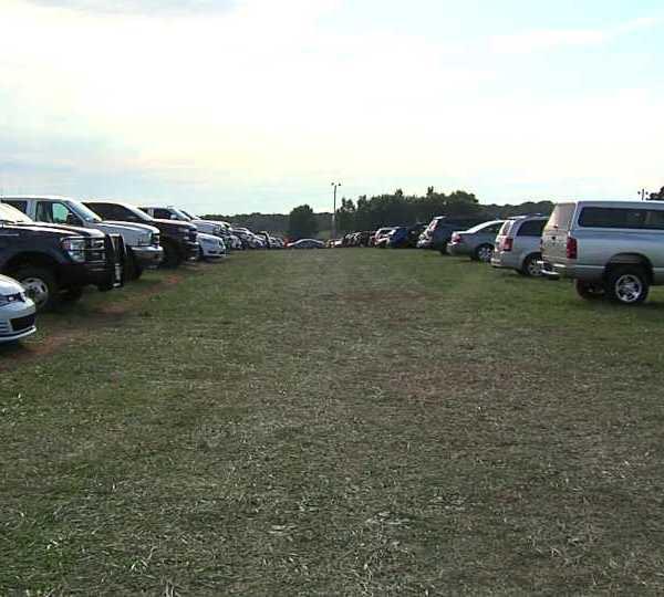Canfield Fair parking