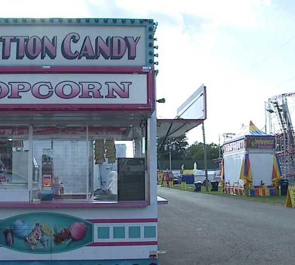 Canfield Fair vendor