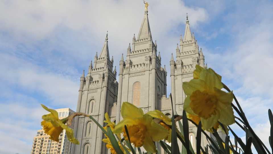 The Church of Jesus Christ of Latter-day Saints, Mormon, Salt Lake City
