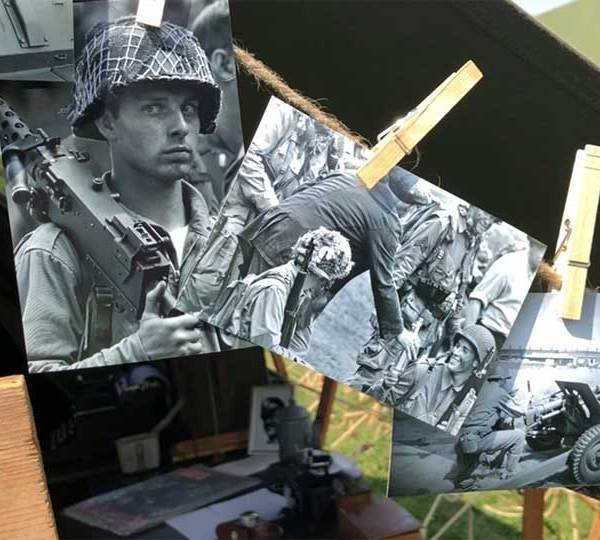 D-Day reenactment brings thousands to Conneaut, Ohio