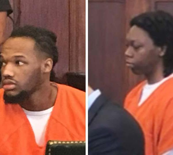 David Oliver and Jalon Allen, sentenced for Youngstown murder