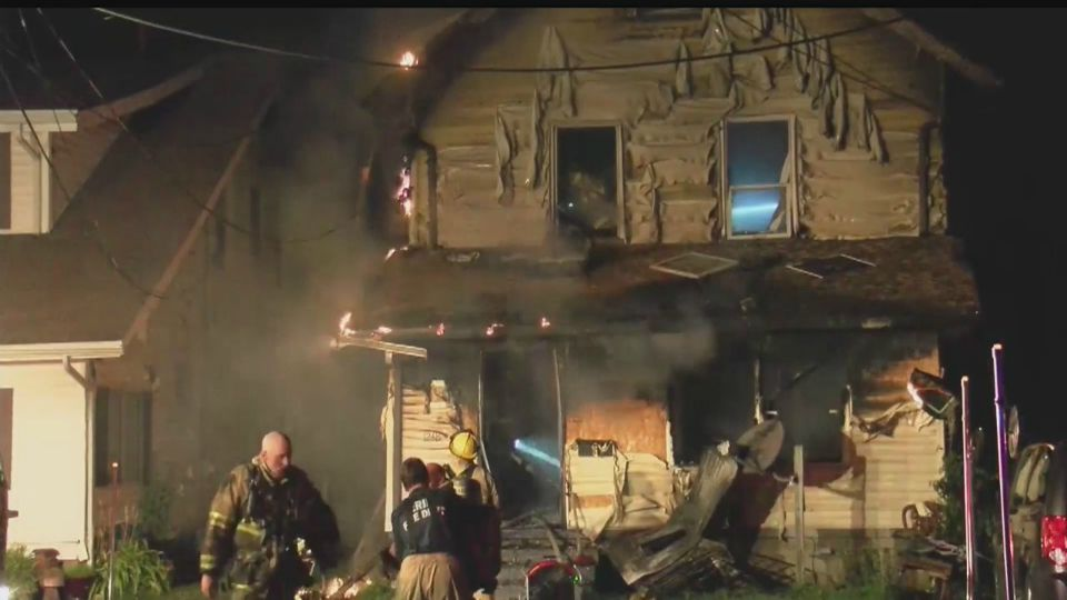 Erie fatal daycare fire