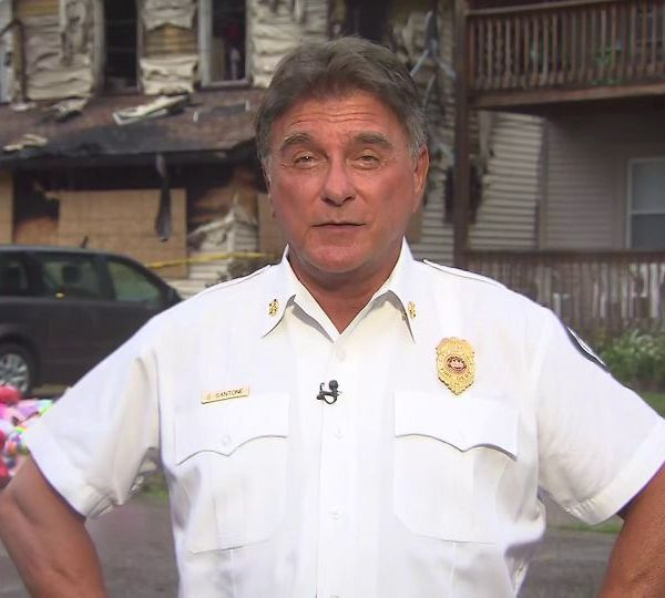 Fire Chief Santone says loopholes prevented inspections in deadly Erie, Pa. fire.