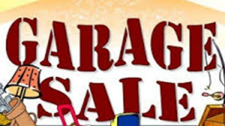 Girard garage sale