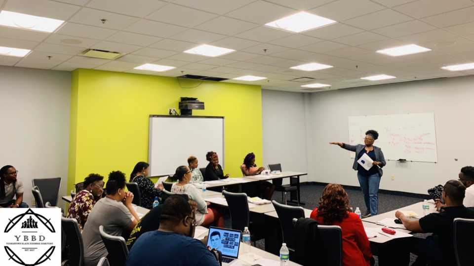 The Youngstown Black Business Directory held its first event in a series designed to help black business owners connect with fellow entrepreneurs.