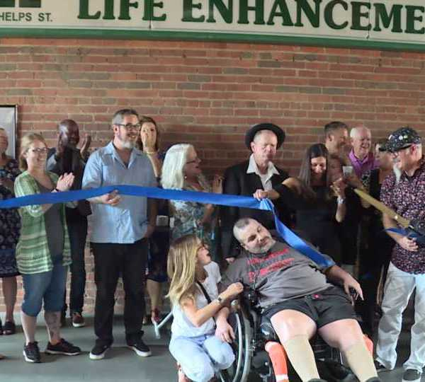 ISLE headquarters ribbon cutting in downtown Youngstown
