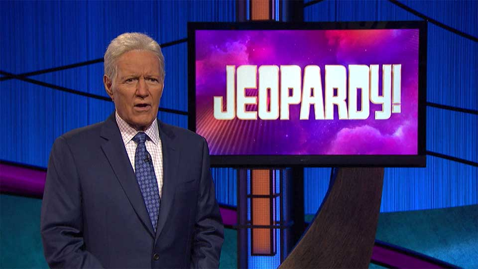 Jeopardy! Host Alex Trebek has completed his chemotherapy treatments and is filming a new season of the show.
