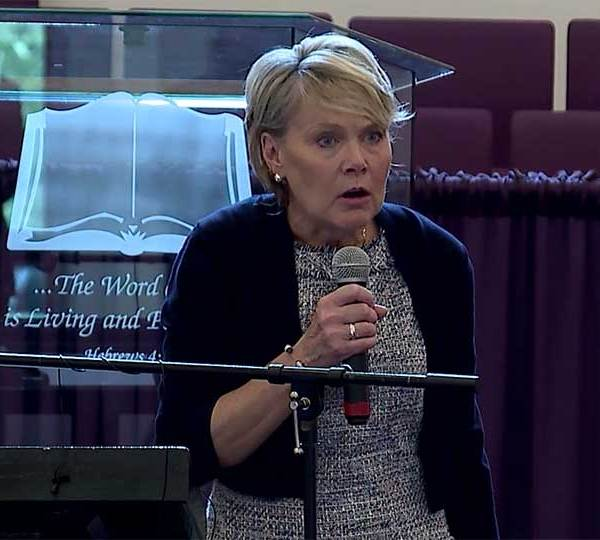A group including Mahoning County Juvenile Court Judge Theresa Dellick held a forum at the Rising Star Baptist Church to explain their ideas for this dorm and to hear from the community.