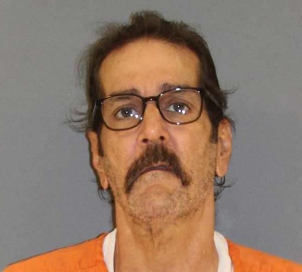 Kenneth Ferri, charged with making bomb threats to Mercer County officials.