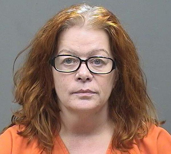 Linda Crawford, accused of threatening a Mahoning County judge.