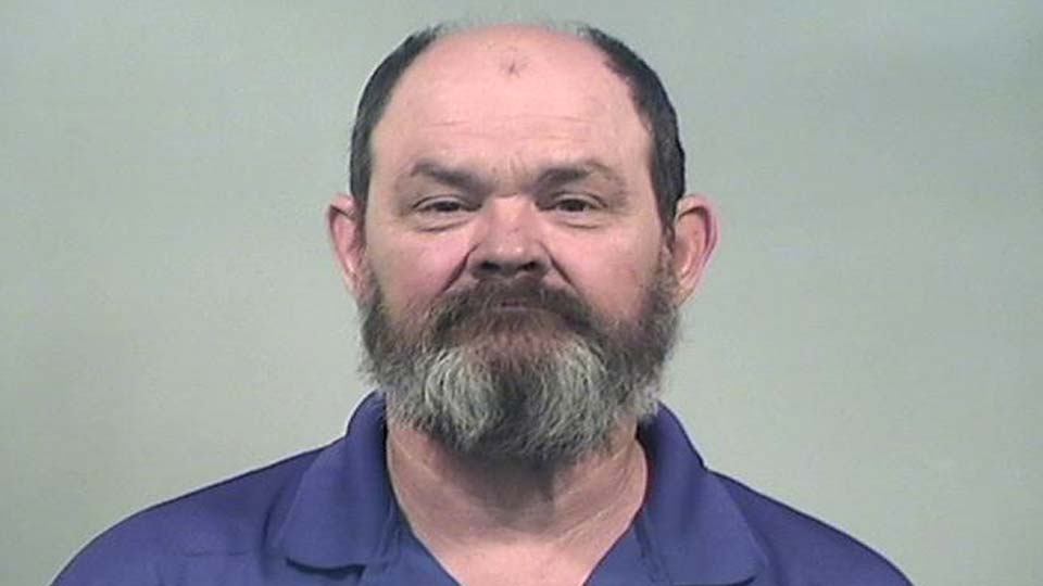 Michael Stracener, charged with domestic violence, aggravated menacing and using weapons while intoxicated in Liberty.