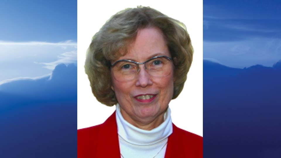 Patricia Surridge, Canfield, Ohio - obit
