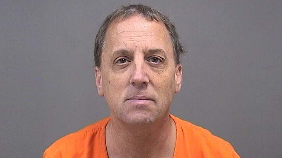 Paul Penman, sentenced for Sexual Battery