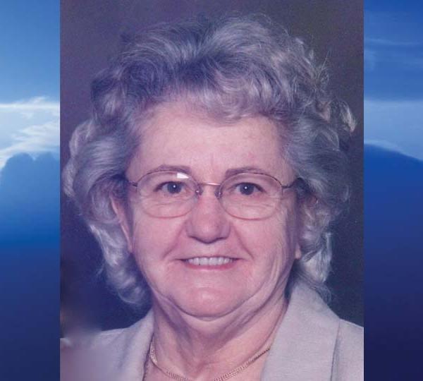 Ramona Martha Hedrick, Champion, Ohio-obit