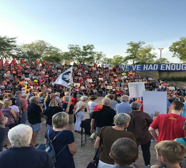 Tim Ryan rally in Louisville, Kentucky