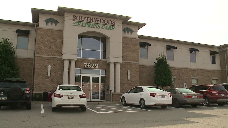 Southwoods Express Care in Boardman