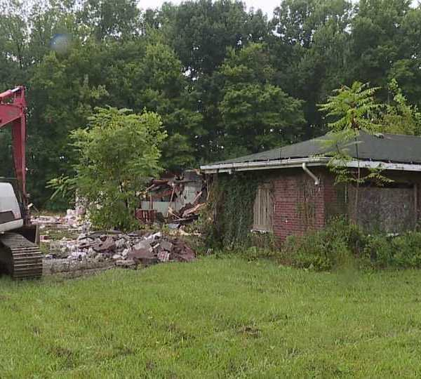 Wee Motel in Youngstown, which was listed in the Green Book, is being demolished