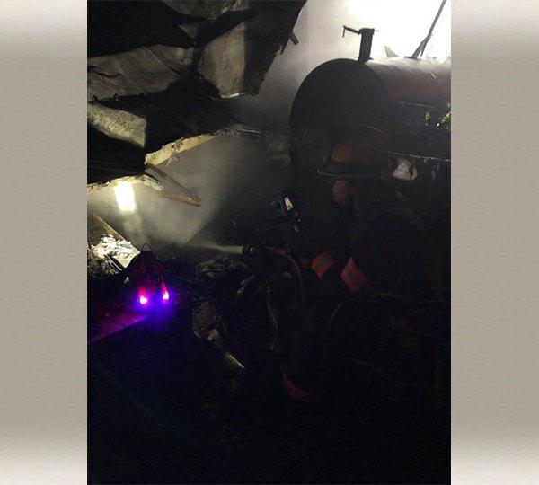 East Liverpool Trailer Fire 3