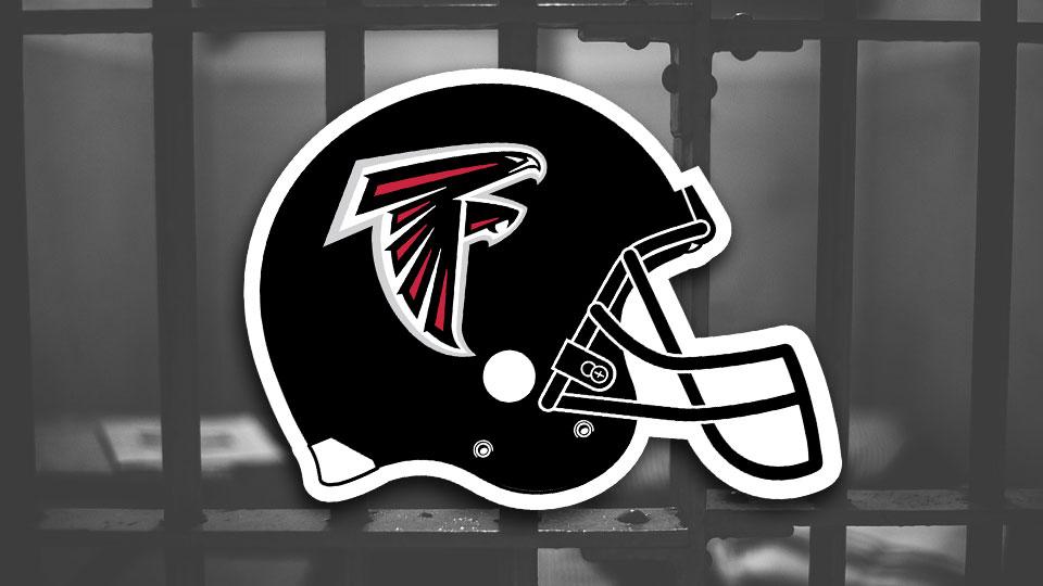 Ex-Atlanta Falcons player gets prison for molesting girl, 12