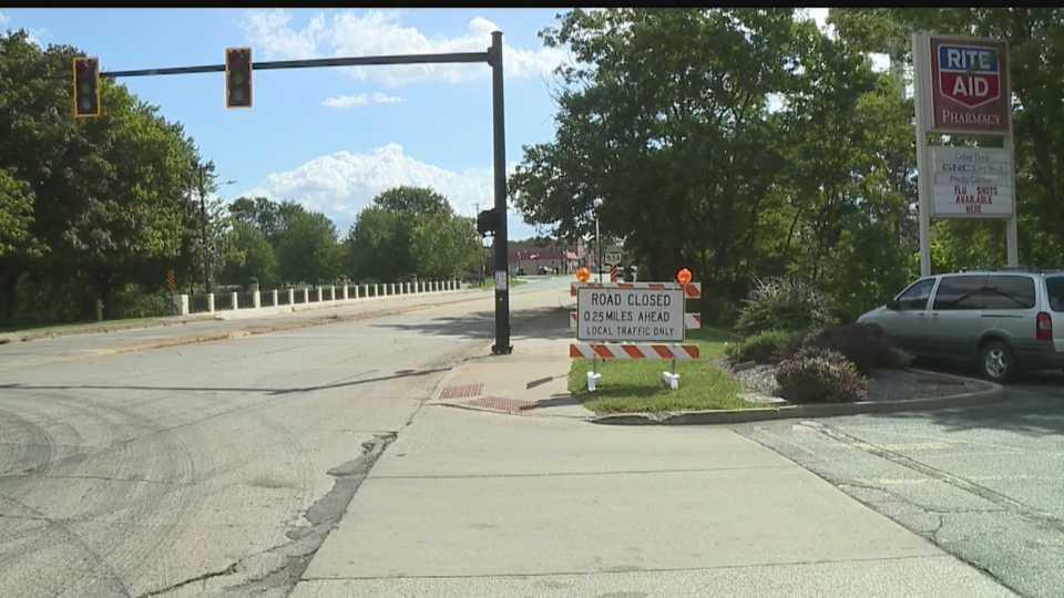 Downtown Newton Falls businesses say 534 bridge reopening