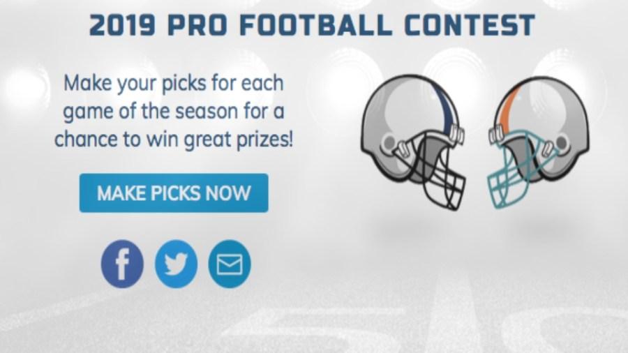 WKBN Pro Football Challenge