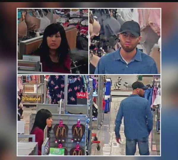 Suspects who stole from woman at Boardman Kohl's
