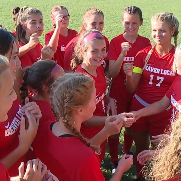 The Beavers played St. Clairsville to a 1-1 draw Tuesday and play in the OVAC 4A Tournament next week.
