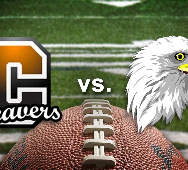 Corry Beavers vs. Grove City Eagles, high school football.