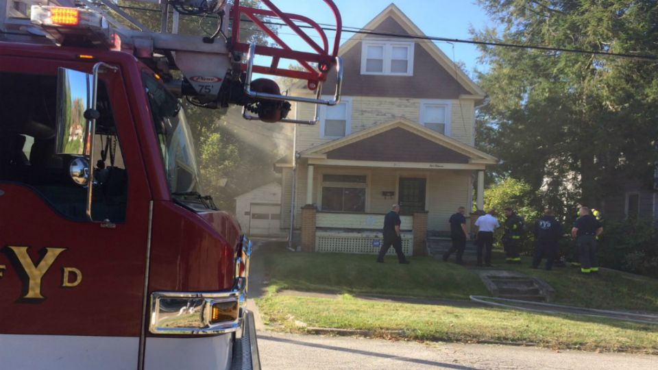 Dewey Ave. fire in Youngstown.