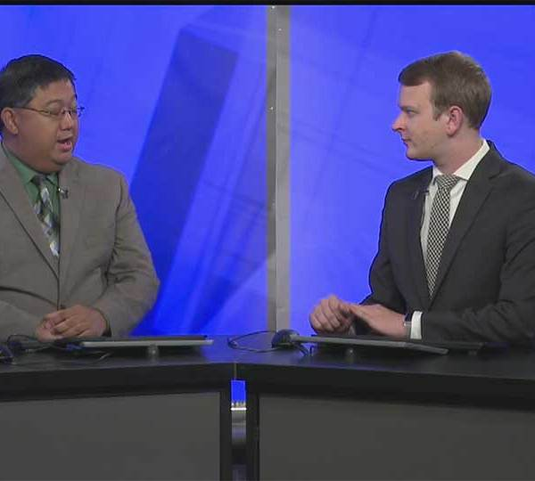 Dr. Mike Sevilla of the Family Practice Center in Salem stopped by WKBN to talk about vaping.