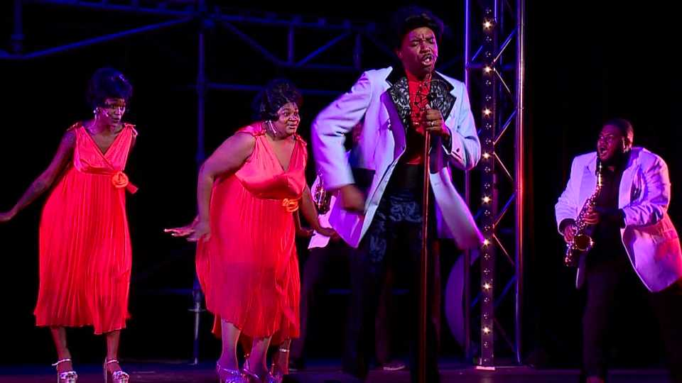 Dreamgirls at The Youngstown Playhouse