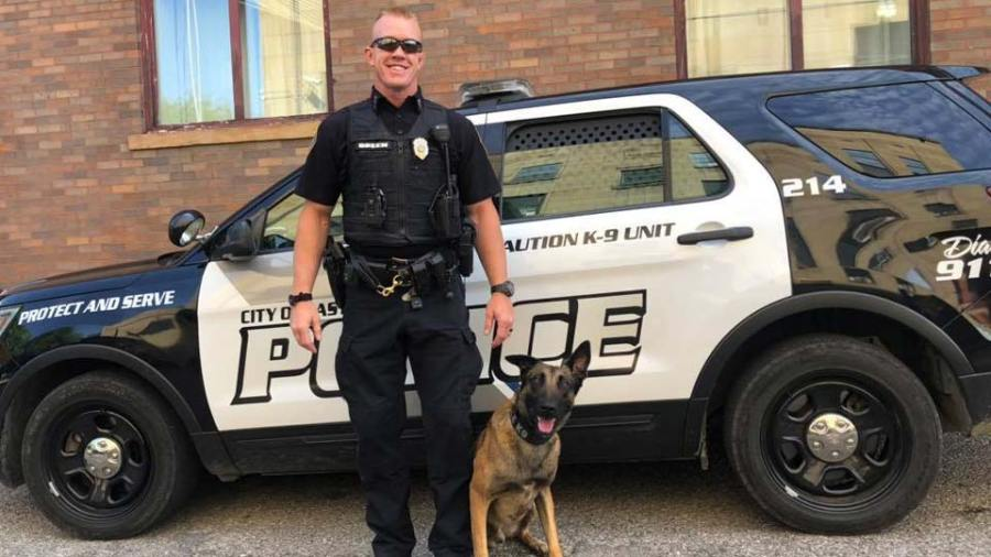 East Liverpool Police K-9
