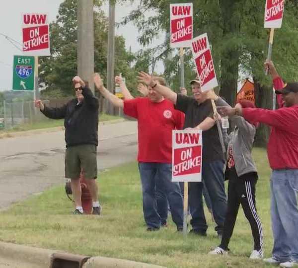 GM Lordstown, UAW strike