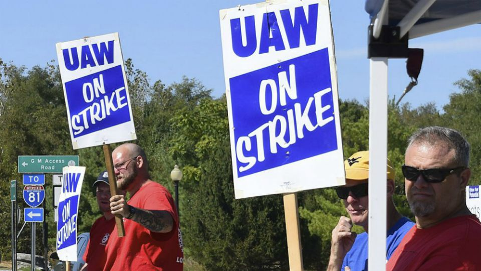 GM deal to UAW for shuttered plants could come with lower paying jobs.