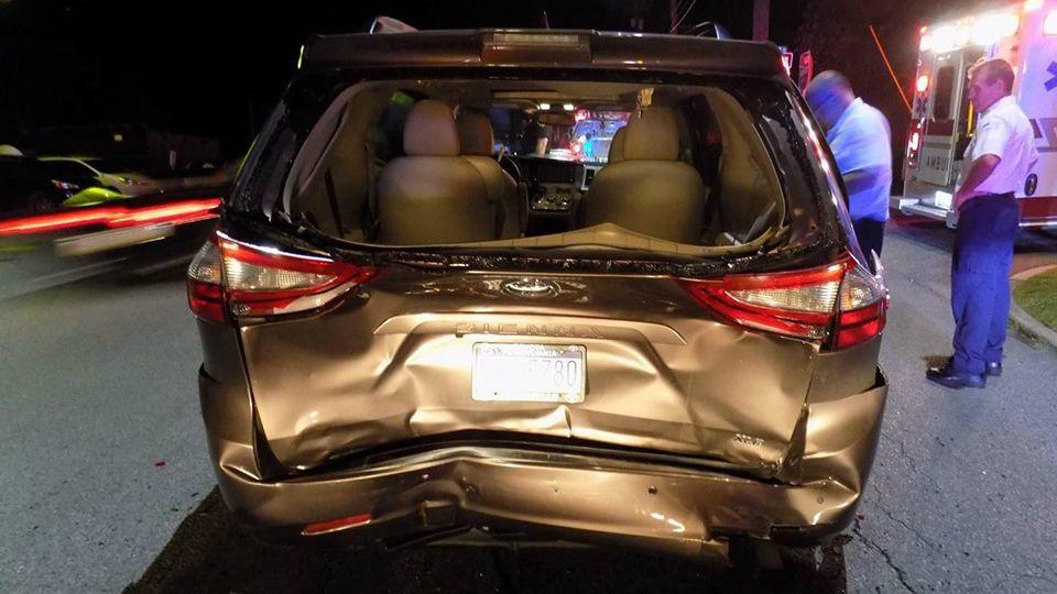 2 injured in Greenville, Pa. crash