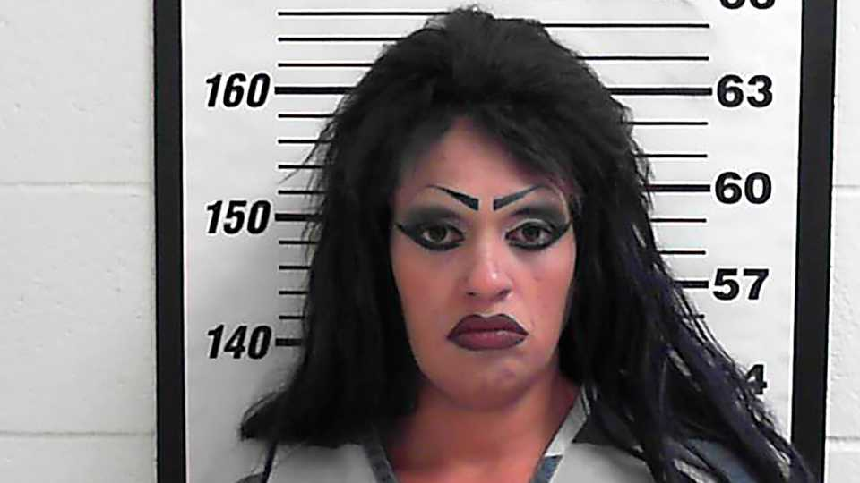 Heather Garcia, arrested for meth in Utah