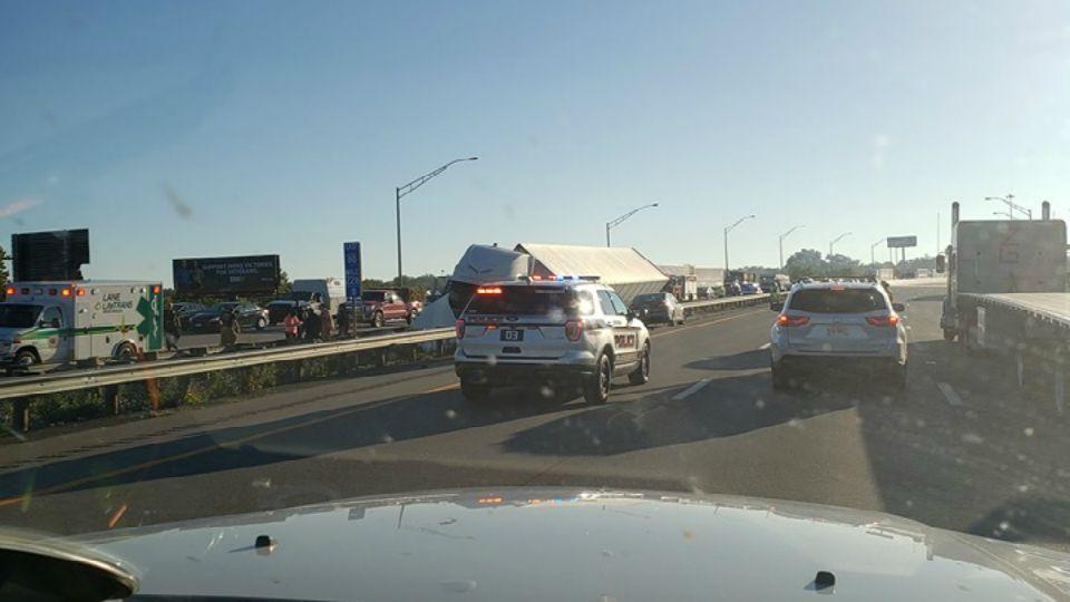 Driver hurt in I-80 semi crash in Girard | WKBN com