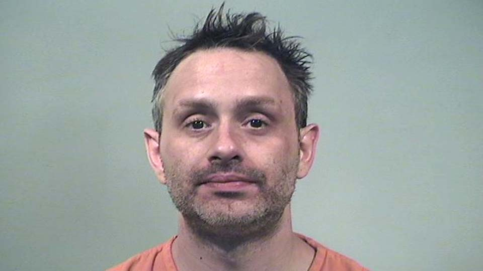 Ian Mazzochi was arrested on charges of theft of dangerous drugs out of Warren.