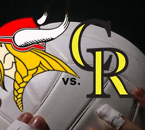 LaBrae Vikings vs. Crestview Rebels high school volleyball
