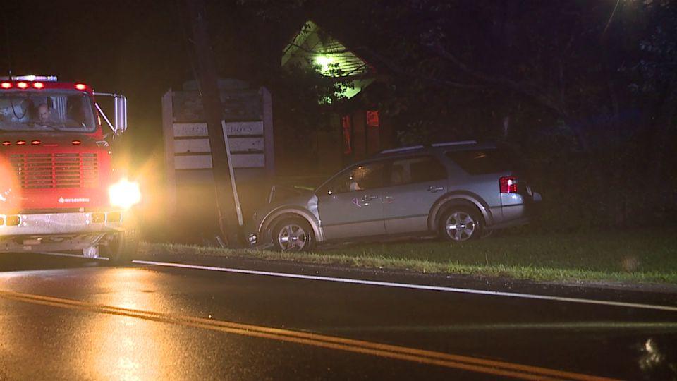 Police say alcohol factor in Liberty crash | WKBN com
