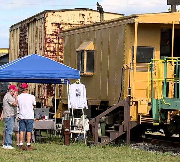 Mahoning Valley Railroad Heritage Association open house