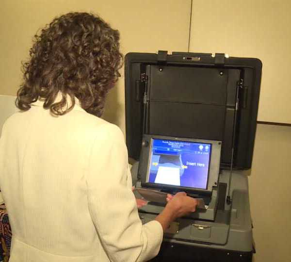 New voting machines in Mercer County